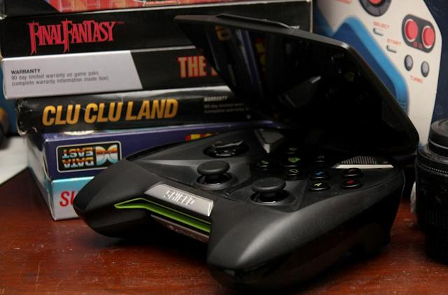 NVIDIA Shield update trades 'Sonic The Hedgehog' for Google Cast