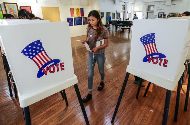 Senate bill would help guard against election hacks