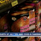 Fourth of July tips amid coronavirus pandemic