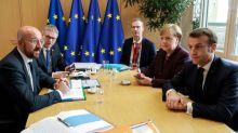 Sommet sur le budget de l'UE : le grand marchandage commence