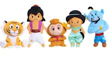 From talking genies to magic rugs, you ain't never had 'Aladdin' merch like these