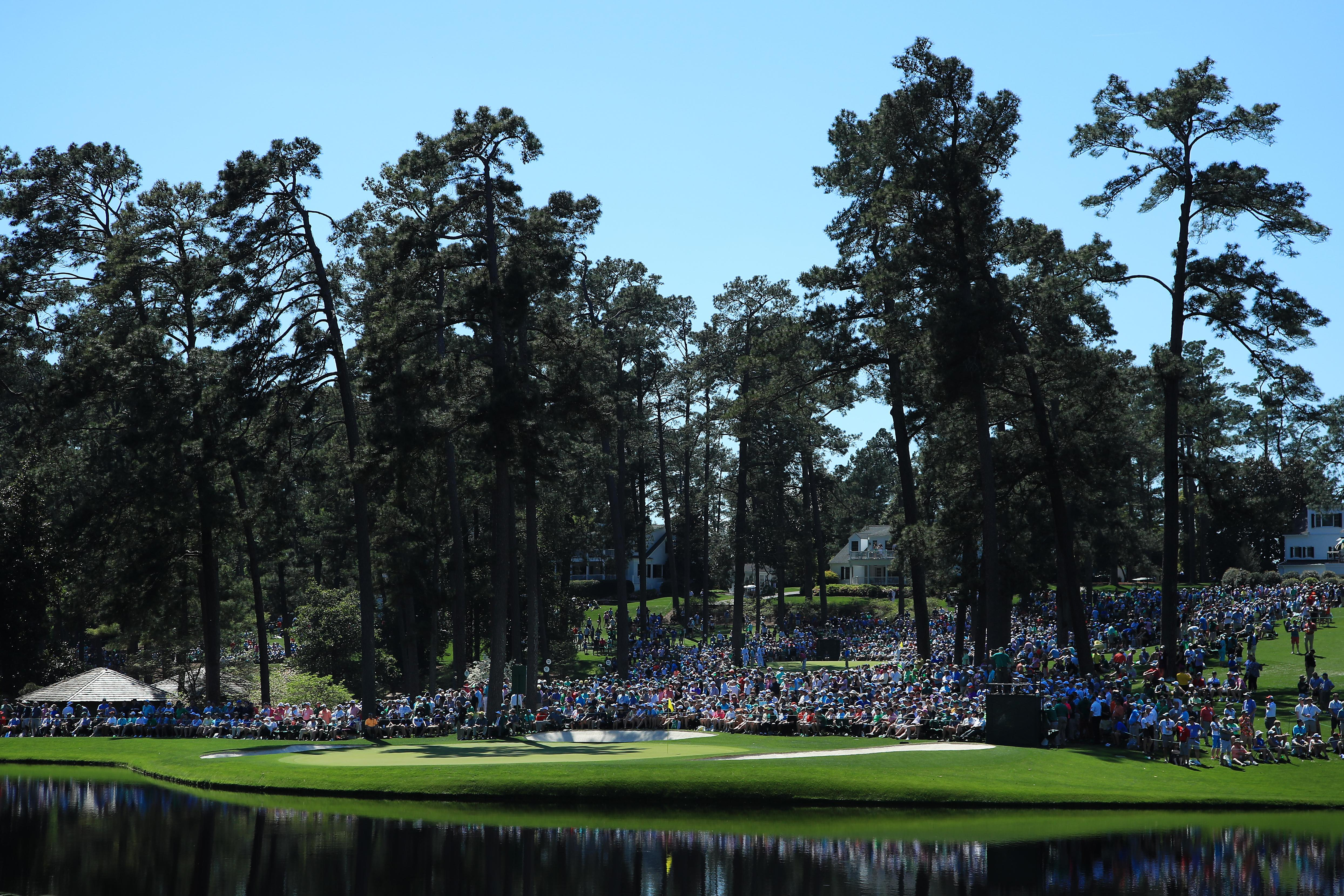 College GameDay is headed to Augusta during the Masters