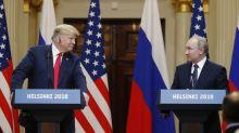 Fox News sweats doing cleanup work after Trump's Putin-summit mess