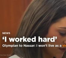 Olympic gymnast abused by ex-doctor wants him to suffer