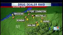 12 arrested in North Country drug bust