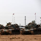 Kurd advance angers Turkey, Washington's impossible ally