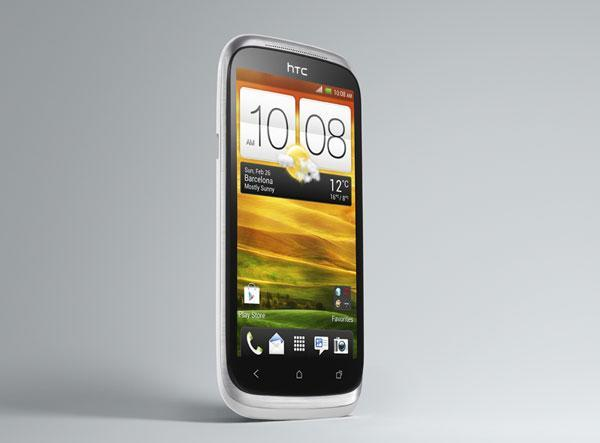 HTC Desire X announced: Android 4.0 on a 4-inch Super LCD screen