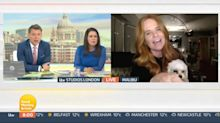 Patsy Palmer Takes On Her Critics With Sweary Statement After Shutting Down Good Morning Britain Interview