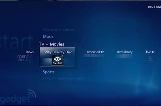 PowerDVD 9 with native Media Center UI goes live
