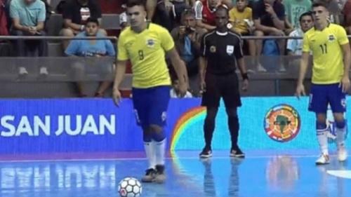 Brasil encara o Paraguai pelas semifinais da Copa América de Futsal