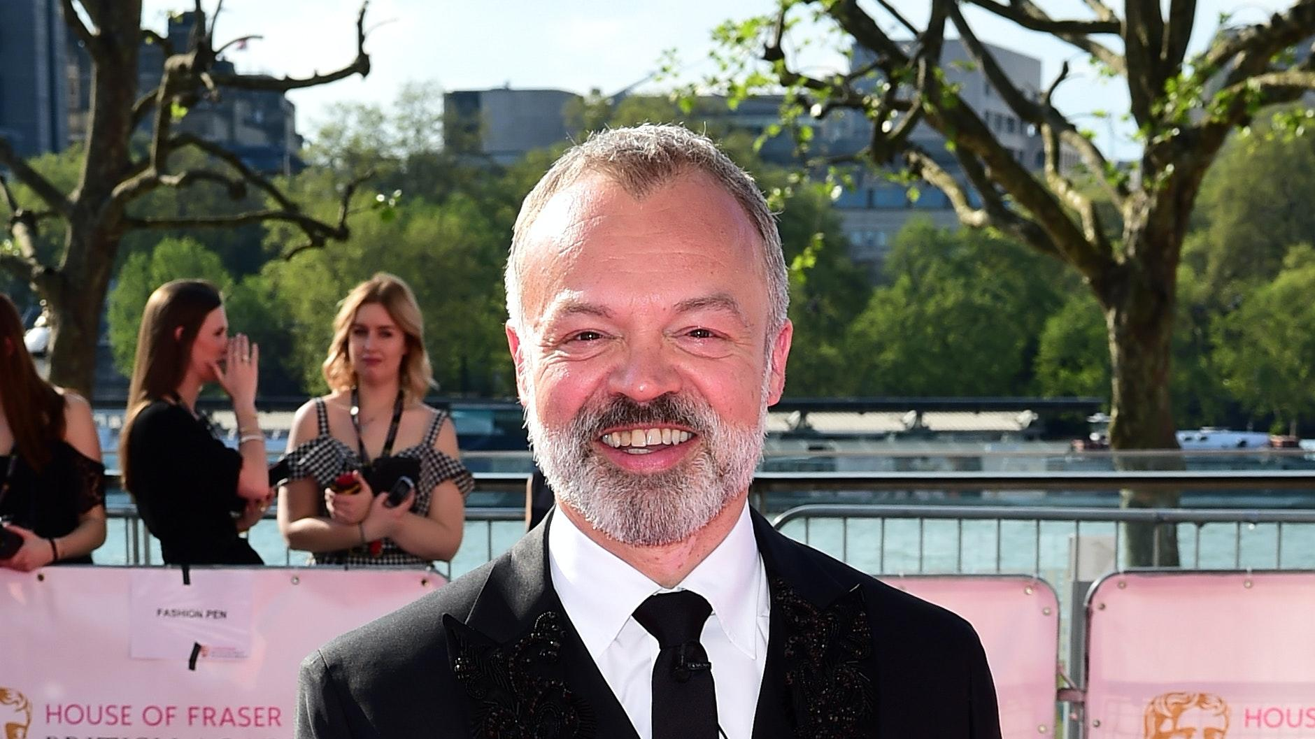 Graham Norton reveals where he will be heading after Radio 2