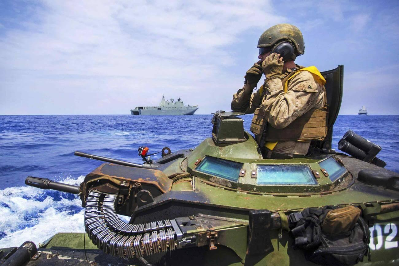 Marine 3-Star Hits Back at Claims that Corps' Future Design Is Too China-Focused