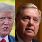 Donald Trump Sets Twitter Ablaze With 'No Lindsey' Dig