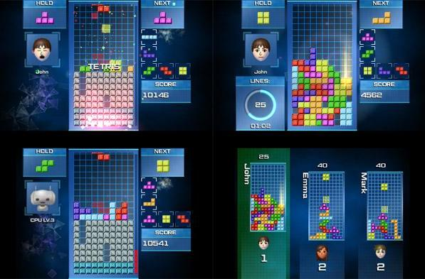 Tetris Ultimate stacks exclusive challenge modes on 3DS
