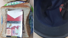 Man caught with contraband cigarettes stuffed in loaf of bread atWoodlands Checkpoint