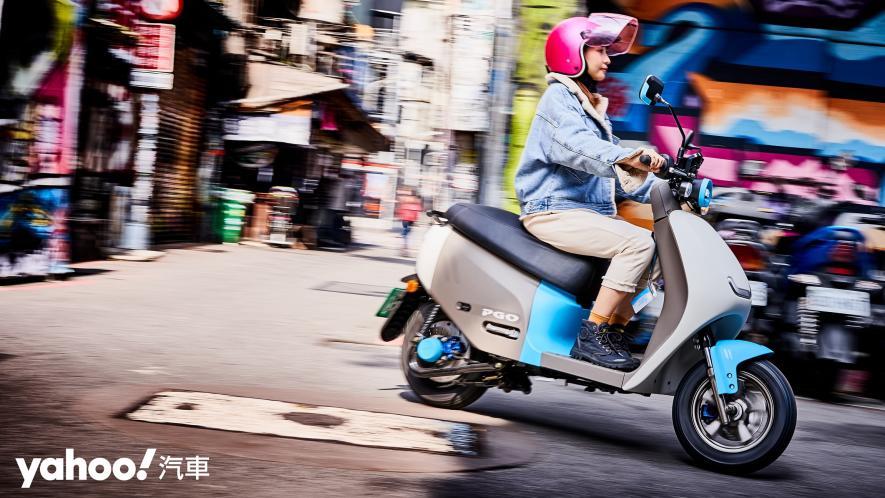 綠牌協奏曲!輕巧短程代步車2021 PGO Ur2 Plus台北城郊試駕! - 15