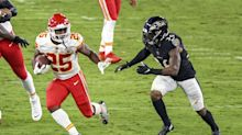Opponent Preview: Kansas City running back Clyde Edwards-Helaire