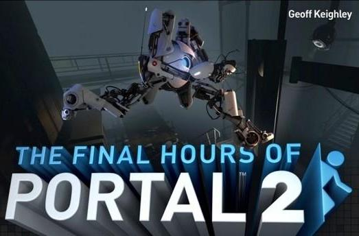 Final Hours of Portal 2 app talks possible level editor features