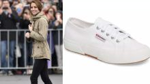 Kate Middleton's fave Superga shoes can be yours for only P2,450