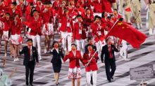 China Criticizes NBC for 'Incomplete Map' Shown During Tokyo Olympics Opening Ceremony