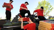 Pizza Hut to hire 3,000 new delivery drivers every month for the rest of the year
