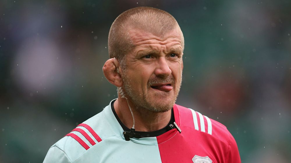 Rowntree and Jenkins named Lions assistant coaches