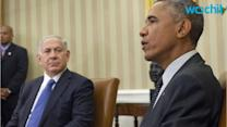 Obama Shores up Jewish Support at D.C. Synagogue