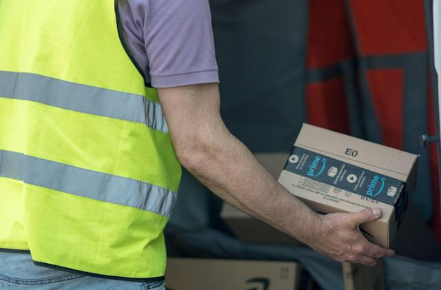 Amazon may have to drop next-day delivery claim in UK