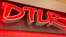 Britain's JD Sports transfers ownership of DTLR Villa to unit in U.S. push