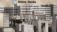 James Hardie FY profit up 57%, cuts payout