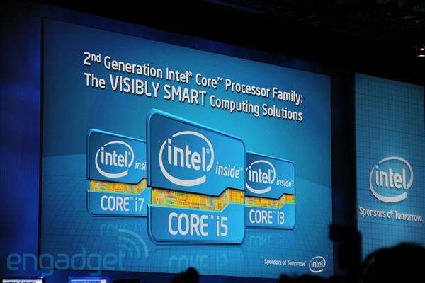 Intel: Sandy Bridge CPUs will ship in early 2011 (update)