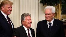 Storia diAndretti, il 'piedone' delle corse che Trump'stima moltissimo'