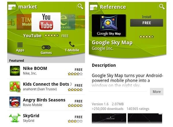 Android Market update streamlines content, nukes tabs, dismantles 24-hour return policy to appease devs