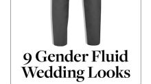 #LoveWins: 9 Gender Fluid Wedding Looks for Brides & Grooms Alike