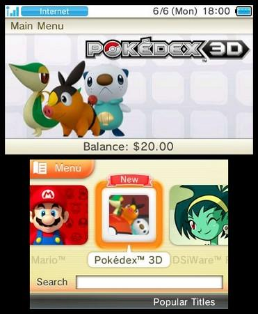 Nintendo 3DS eShop to launch on June 6 with internet browser and free Excite Bike