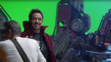 Did Robert Downey Jr. just say goodbye to the MCU in this 'Avengers: Infinity War' video?