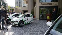Electra Meccanica Partners with DoubleTree by Hilton Hotel & Suites to Extend MY STAY. MY CAR.™ with SOLO EV