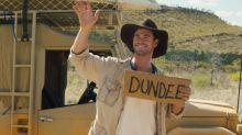 ¿Protagoniza Chris Hemsworth el tráiler de una secuela secreta de Cocodrilo Dundee?
