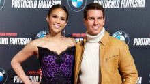 Paula Patton Says Tom Cruise Had 'Amazing Breath' During 'Mission Impossible' Kiss Scene -- Watch!