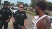 Volusia Sheriff Offers Job to Man Detained For Fitting Burglary Suspect's Description