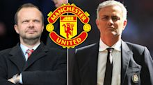 Gossip: Mourinho and Woodward 'at war' over Man United transfer policy, Real Madrid's 'double swoop' for Chelsea pair