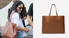 This never happens, but Meghan Markle's favourite Everlane tote bag is on sale
