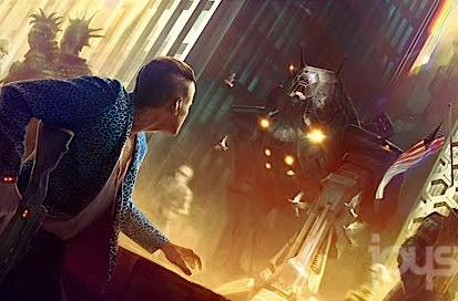 CD Projekt Red's 'Cyberpunk' inspired by System Shock, Blade Runner [Update]