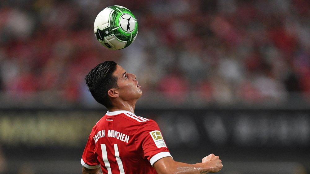 Football Leaks desvela los números de la cesión de James al Bayern
