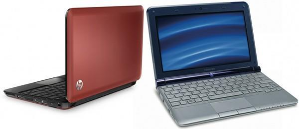 Toshiba NB305 and HP Mini 210 to be upgraded with Atom N455 CPUs and DDR3 memory