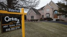 Existing-home sales fall for the second straight month in April