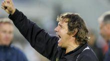 """Saralegui asume como entrenador de Peñarol y espera """"estar a la altura"""""""