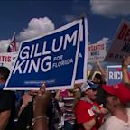 Gubernatorial Candidate Andrew Gillum Withdraws Concession as Florida Recount Begins