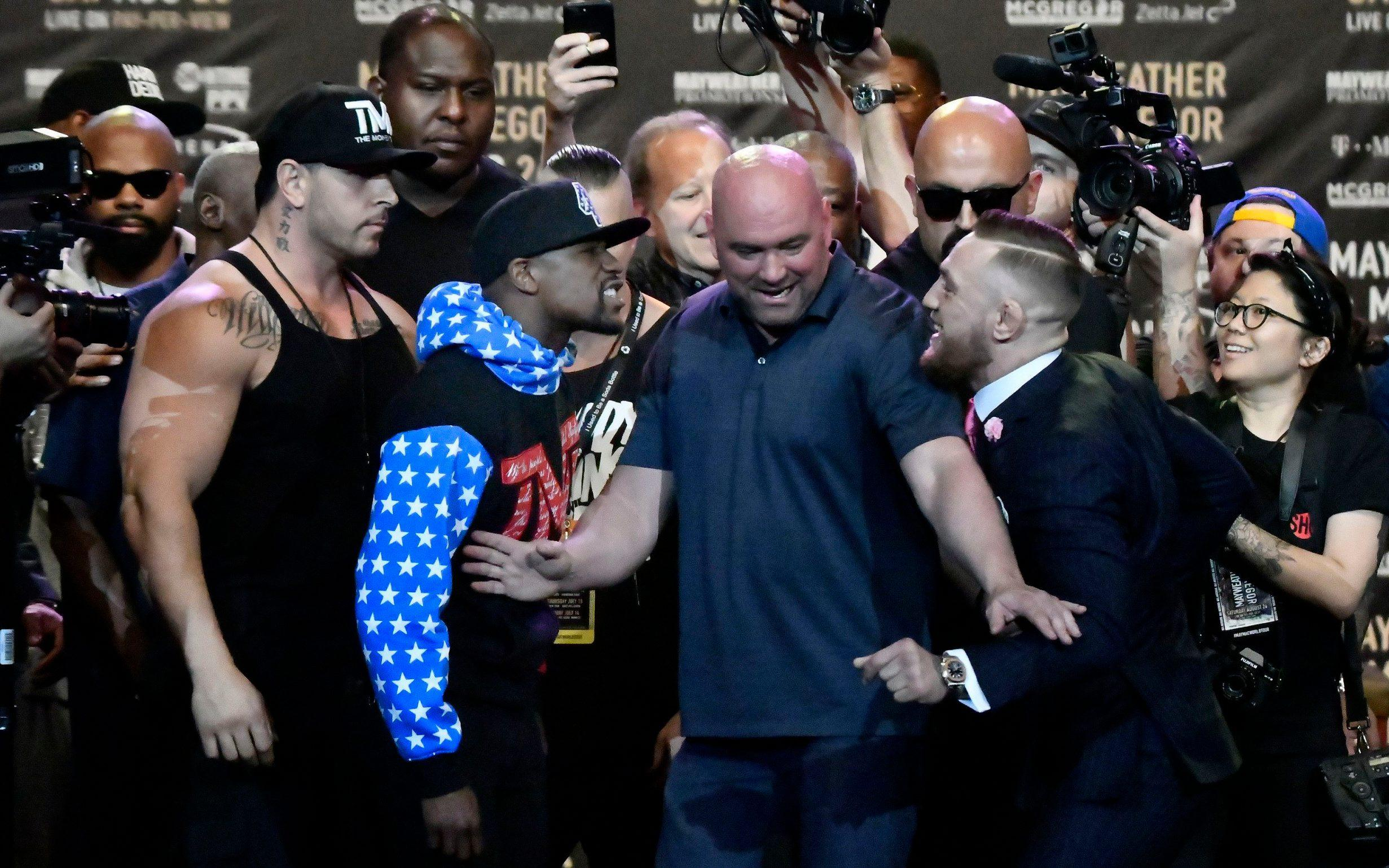 Mayweather-McGregor: Why the Nevada Athletic Commission was wrong to approve..