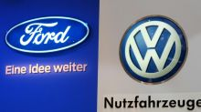 Ford et Volkswagen s'allient dans les fourgons et les pickups